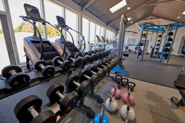Pury Hill Gym