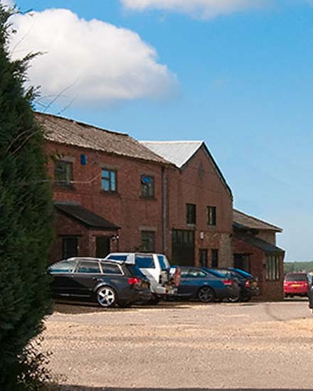 Whittlebury Home Farm Business Park